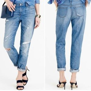 NWOT 💫 J.Crew Boyfriend Jeans